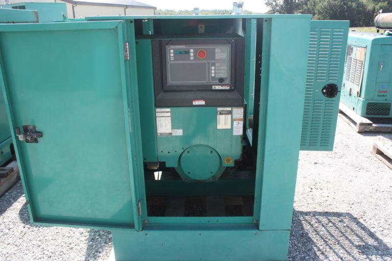Power Services Company | » Cummins 35KW Generator – LP/NG (C035#1009)